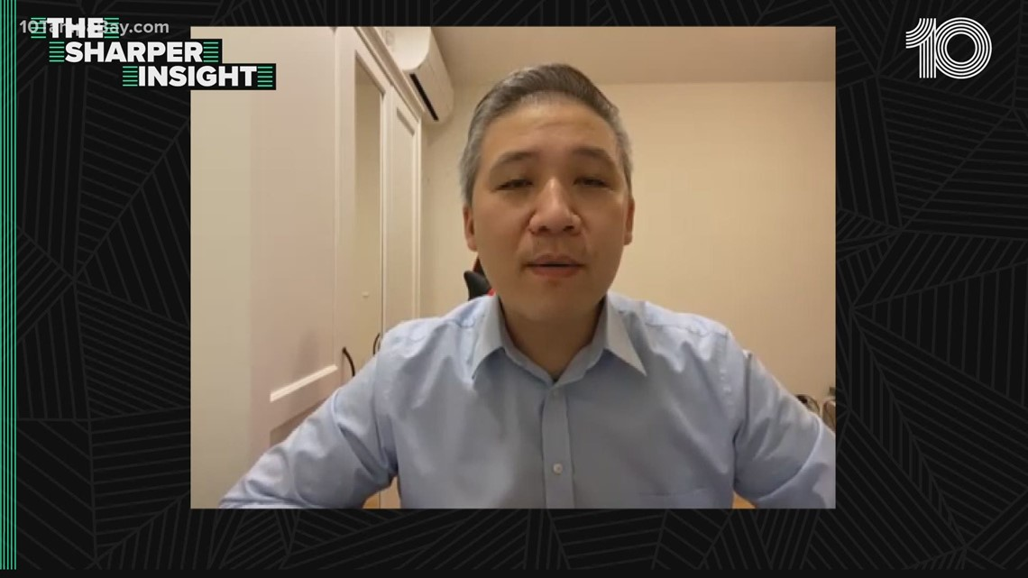 USF Health virologist Dr. Teng talks about travel and the spread of coronavirus variants