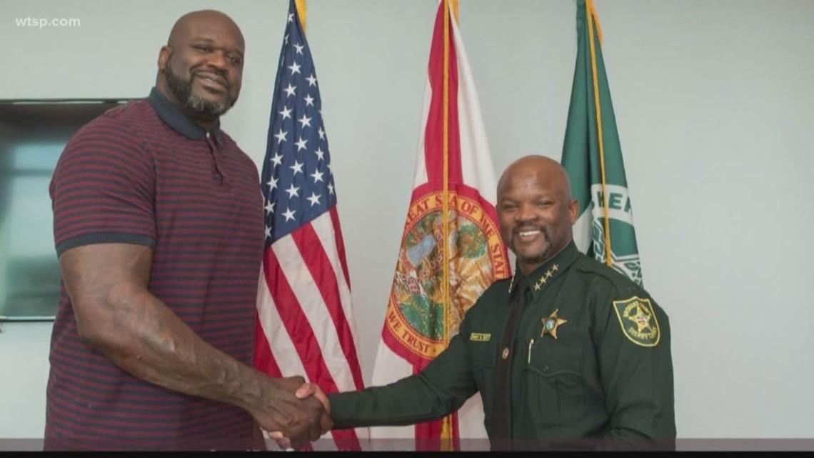 Shaq now a Florida deputy