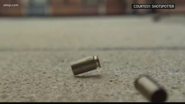 Technology to help law enforcement pinpoint gunfire is coming to Tampa