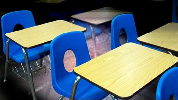 A teacher kept her job after abuse allegations. A principal was accused and removed.