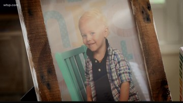 Florida boy's death brings step toward saving other kids from furniture tip-overs