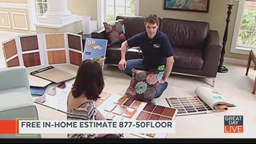 Best deals on new flooring
