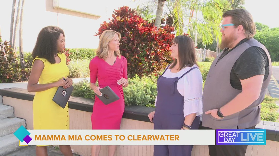 Mama Mia comes to Clearwater