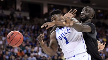 Duke survives against UCF