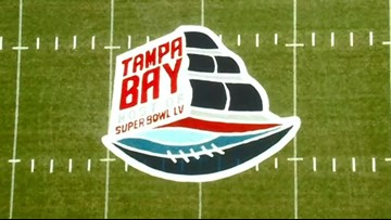 The Super Bowl is coming to Tampa! See the new host committee logo for Super Bowl LV