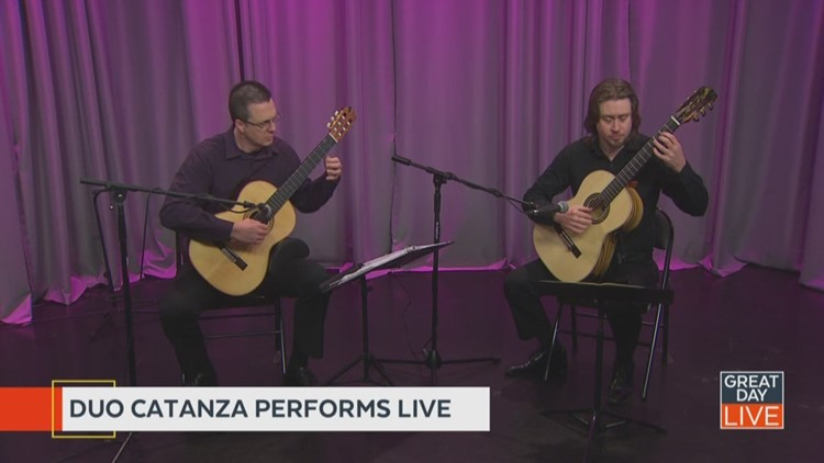 Classical music from Duo Catanza