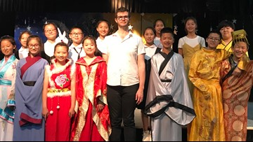 Teacher returns to Florida after 10 years in China classroom