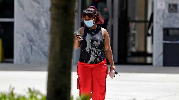 Coronavirus in Florida: State reports 5,459 new cases, 118 deaths