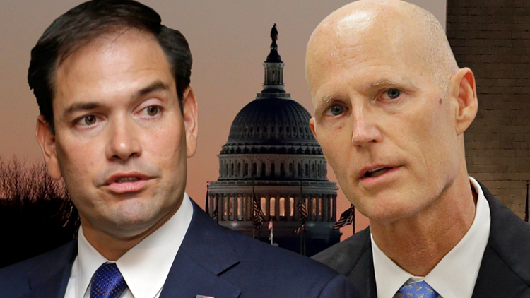 Sens. Scott, Rubio look to end federal unemployment benefits to 'get Americans back to work'