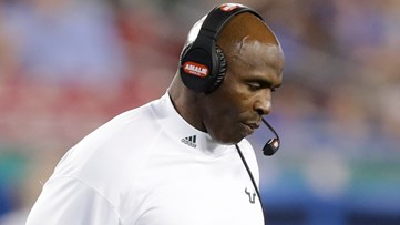Fired USF football coach rolls tide