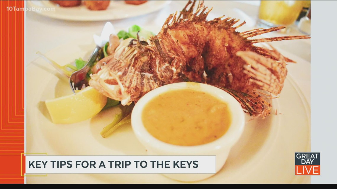 Key tips for a trip to the Keys