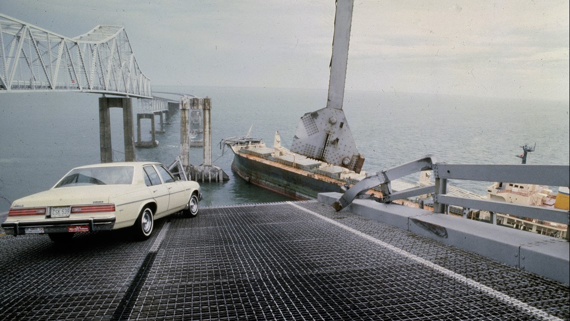 Sunshine Skyway Bridge collapse: Looking back on the tragedy 39 years later