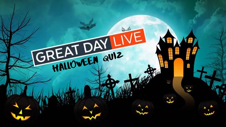 GDL Halloween Quiz
