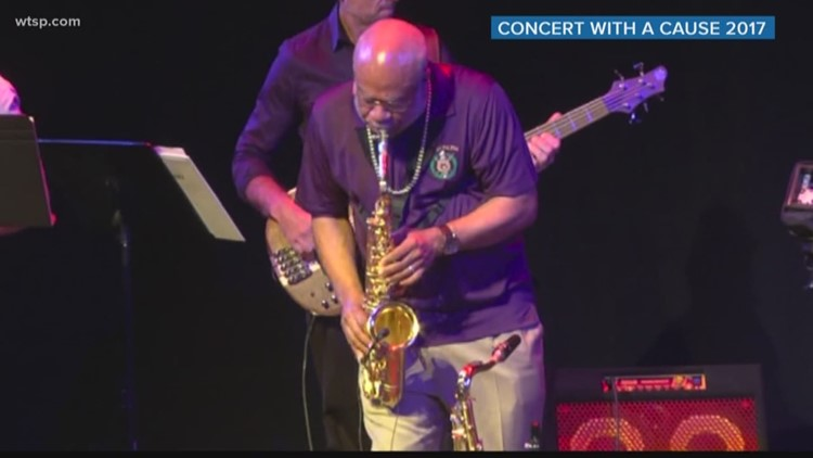 Bradenton's Concert with a Cause supports 3 charities this year