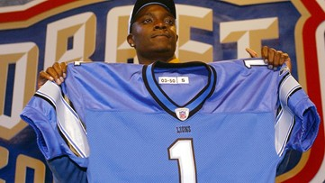 Former NFL player Charles Rogers dies at 38