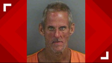 Dancing naked man arrested at McDonald's in Naples
