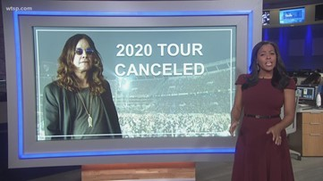 Ozzy Osbourne cancels 2020 tour, including Tampa stop