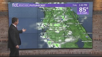 Perfect beach days coming up, with mostly sunny skies | 10Weather WTSP