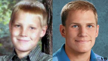 He's been missing since 2000, making him the longest-running Amber Alert in the state