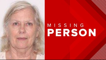 Help find Barbara: Woman with 'severe dementia' vanishes in Citrus County