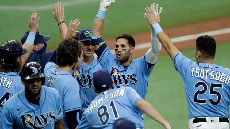 the tampa bay rays are going to the playoffs wtsp com the tampa bay rays are going to the
