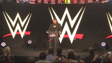 WWE Raw to return to Amalie Arena this summer