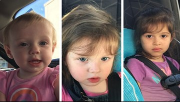 Citrus County deputies locate 3 missing young girls