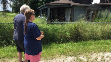 Code enforcement fines couple $2,745.96 after fire destroys their home