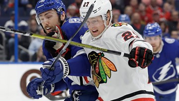 Lightning drop fourth-consecutive game