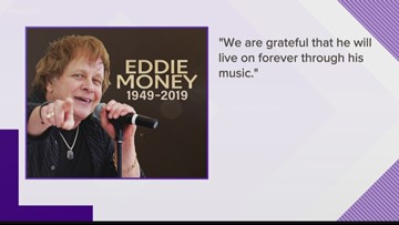 Iconic musician Eddie Money dies at 70