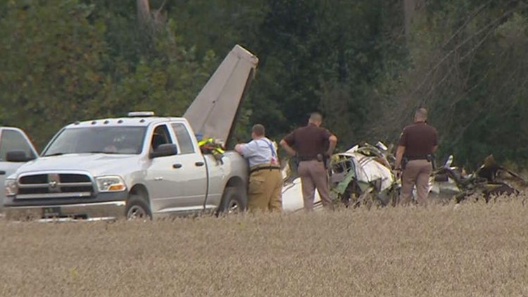 Plane crash in Indiana involving Tampa doctor