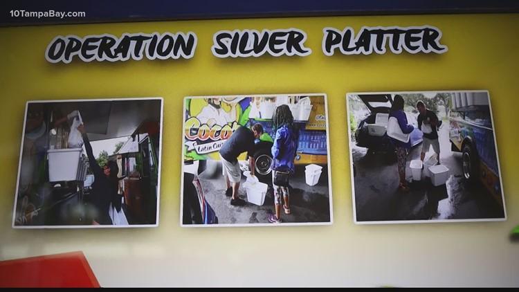 'Silver Platter' program helps seniors and restaurants in Hillsborough County