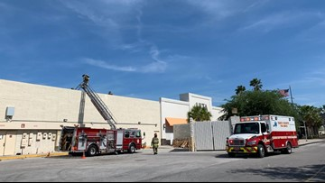 Port Richey mall cleared after natural gas leak, evacuation