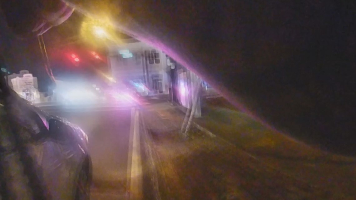 Tarpon Springs PD releases body cam video of incident involving teen aiming airsoft rifle at cars