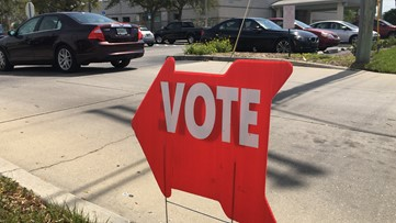 More early voting gets underway around Tampa Bay