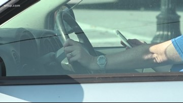 Florida House approves bill cracking down on texting and driving