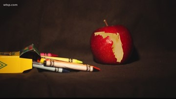 Disciplined for child abuse, drugs and worse: These teachers are still allowed in Florida classrooms