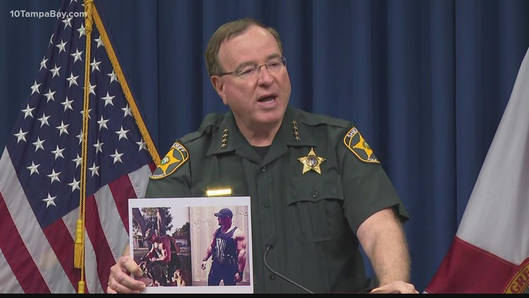 Polk sheriff: Former Marine who killed 4 also 'tortured' 11-year-old to find woman who didn't exist