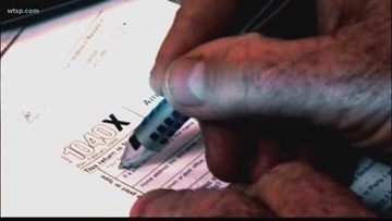 Minding Your Business: IRS has new form for seniors