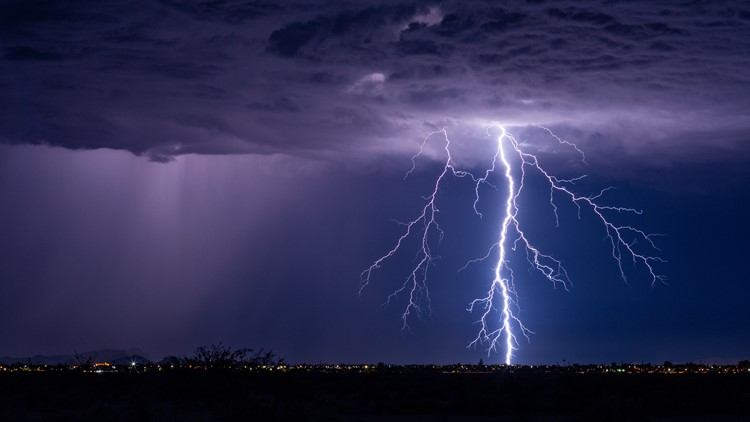 Couple hospitalized after being struck by lightning on Sanibel Beach