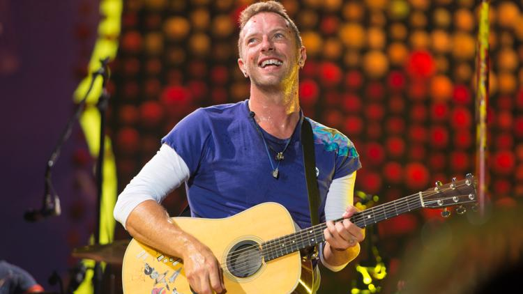 Coldplay ready to hit the stage for 'Music of the Spheres' world tour