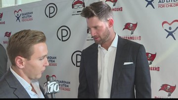 Best moments from Bucs at Arians Family Foundation Fundraiser