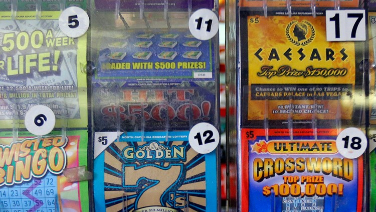 Palm Beach County man wins $1 million in scratch-off game