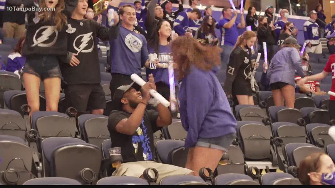 Fans around the globe still being 'distant thunder' for Lightning games