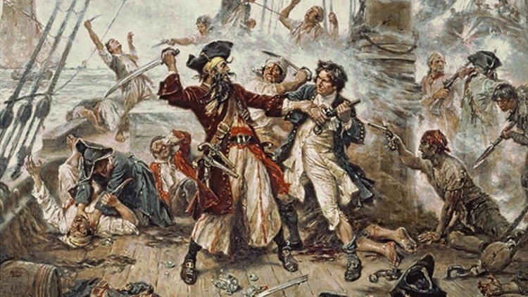 10 mind-blowing facts about pirates ahead of Gasparilla
