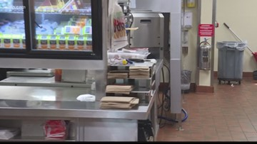 Health inspector finds 'unplugged cooler' along with roaches and flies
