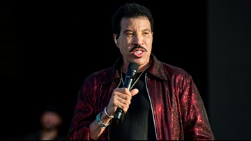 Lionel Richie coming to Amalie Arena in Tampa