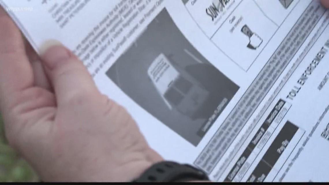 More Florida drivers claim of bogus SunPass bills   10News WTSP