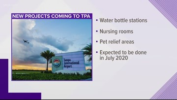 TPA adding perks to travelers