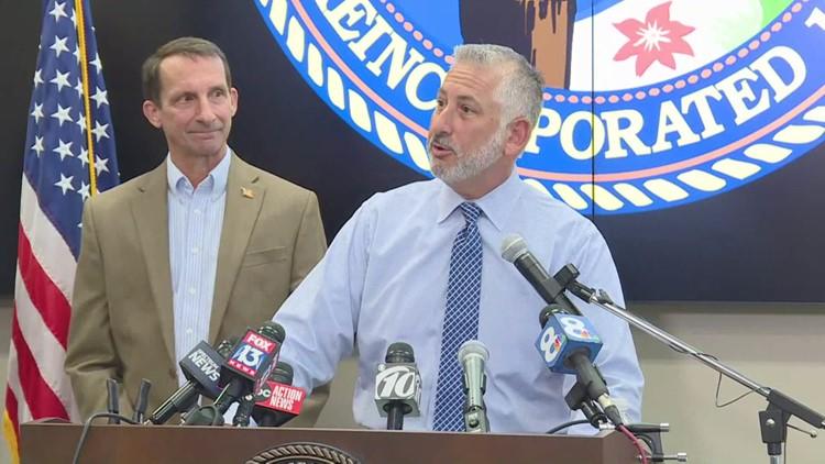 Mayor Kriseman discusses Rays